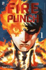 capa de Fire Punch #01