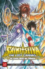 capa de CDZ The Lost Canvas ESP. #10