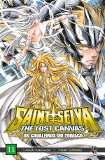 capa de CDZ The Lost Canvas ESP. #11