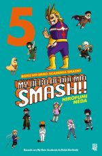 capa de My Hero Academia Smash!! #05