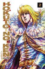 capa de Hokuto no Ken #02