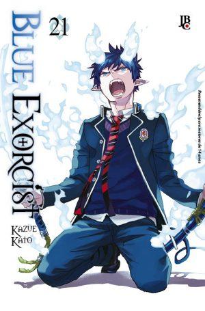 capa de Blue Exorcist #21