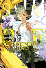 capa de Platinum End #09