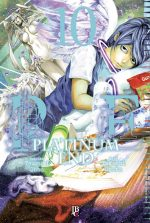 capa de Platinum End