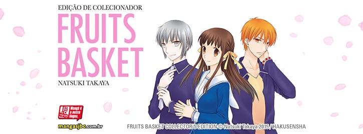Fruits Basket Edição de Colecionador