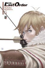 capa de Battle Angel Alita – Last Order #06