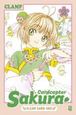 capa de Cardcaptor Sakura Clear Card Arc #02