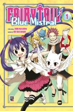 capa de Fairy Tail – Blue Mistral