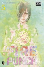 capa de Fire Punch #05