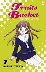capa de Fruits Basket Digital #01