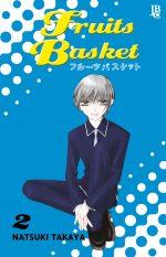 capa de Fruits Basket Digital #02