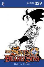 capa de The Seven Deadly Sins Capítulo #329