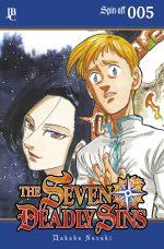capa de The Seven Deadly Sins Capítulo Spin-off 05