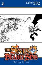 capa de The Seven Deadly Sins Capítulo #332