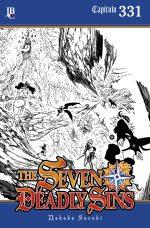 capa de The Seven Deadly Sins Capítulo #331