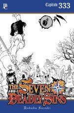 capa de The Seven Deadly Sins Capítulo #333
