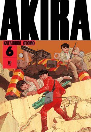 capa de Akira #06