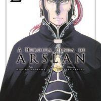 A Heroica Lenda de Arslan 02