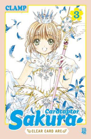 capa de Cardcaptor Sakura Clear Card Arc #03