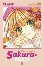 capa de Cardcaptor Sakura - Clear Card Arc Capítulo #039