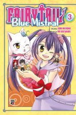 capa de Fairy Tail Blue Mistral #03