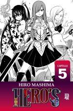capa de HERO'S Capítulo #005