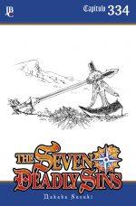 capa de The Seven Deadly Sins Capítulo #334