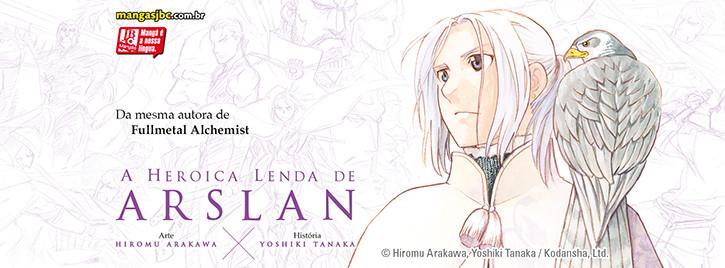 A Heroica Lenda de Arslan
