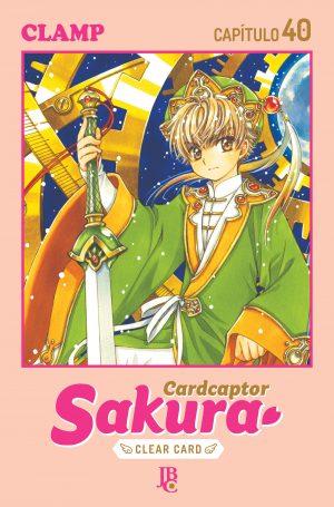 capa de Cardcaptor Sakura - Clear Card Arc Capítulo #040