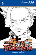 capa de The Seven Deadly Sins Capítulo #336
