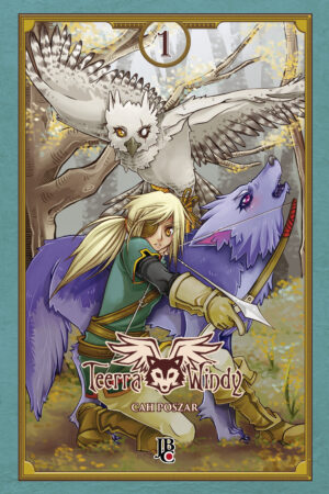 capa de Teerra & Windy #01