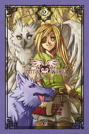 capa de Teerra & Windy #02