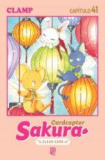 capa de Cardcaptor Sakura - Clear Card Arc Capítulo #041