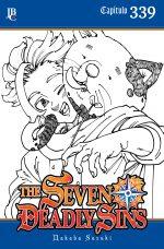 capa de The Seven Deadly Sins Capítulo #339
