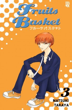 capa de Fruits Basket Digital #03