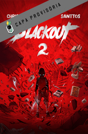 capa de Blackout #02
