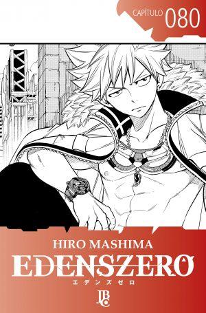 capa de Edens Zero Capítulo #080