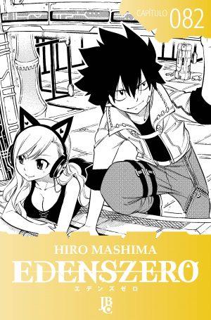 capa de Edens Zero Capítulo #082