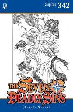capa de The Seven Deadly Sins Capítulo #342