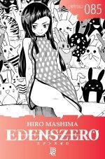 capa de Edens Zero Capítulo #085