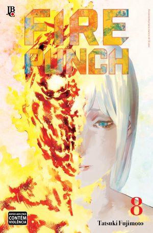 capa de Fire Punch #08