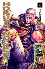 capa de Hokuto no Ken #06