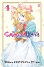 capa de Sakura Wars #04