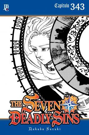 capa de The Seven Deadly Sins Capítulo #343