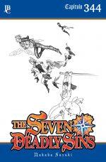 capa de The Seven Deadly Sins Capítulo #344