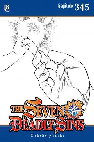 capa de The Seven Deadly Sins Capítulo #345