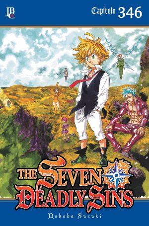 capa de The Seven Deadly Sins Capítulo #346 - Final