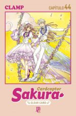 capa de Cardcaptor Sakura - Clear Card Arc Capítulo #044