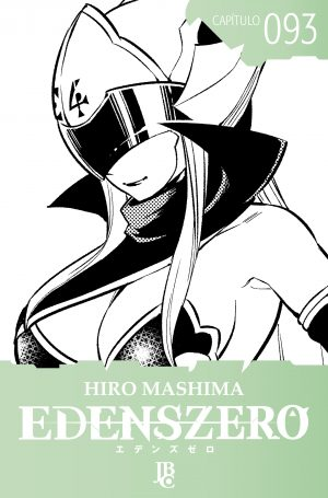capa de Edens Zero Capítulo #093