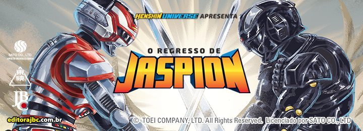 O Regresso de Jaspion